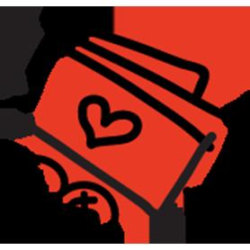 Fundraise (money) Icon