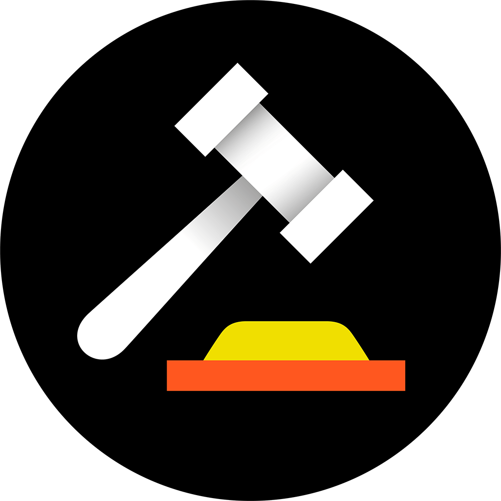 Providing Legal Assistance Icon