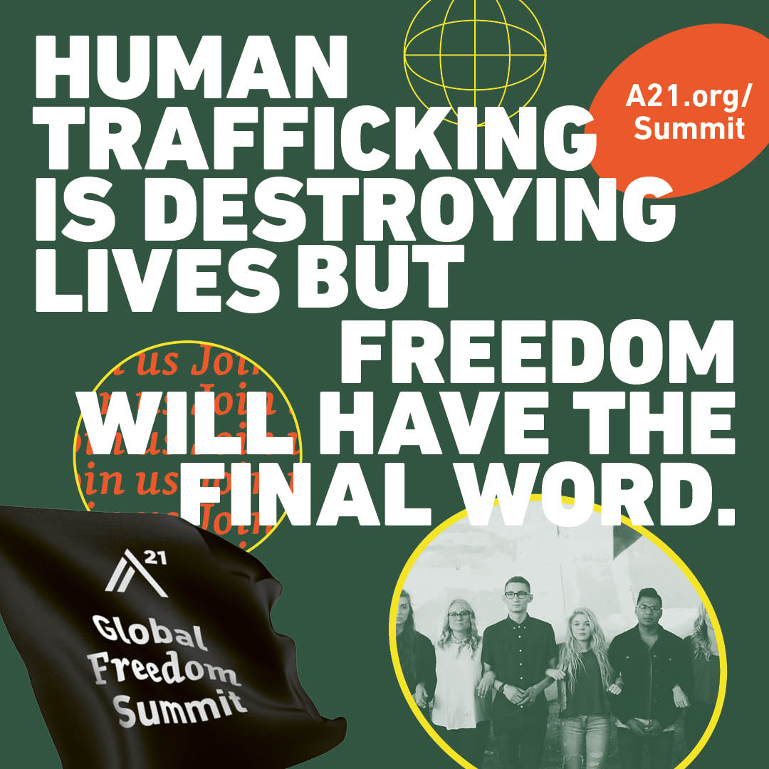 Global Freedom Summit Social Media Image