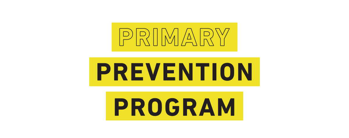 Primary Prevention Program