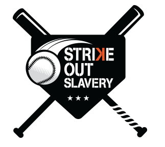 Strike Out Slavery Logo
