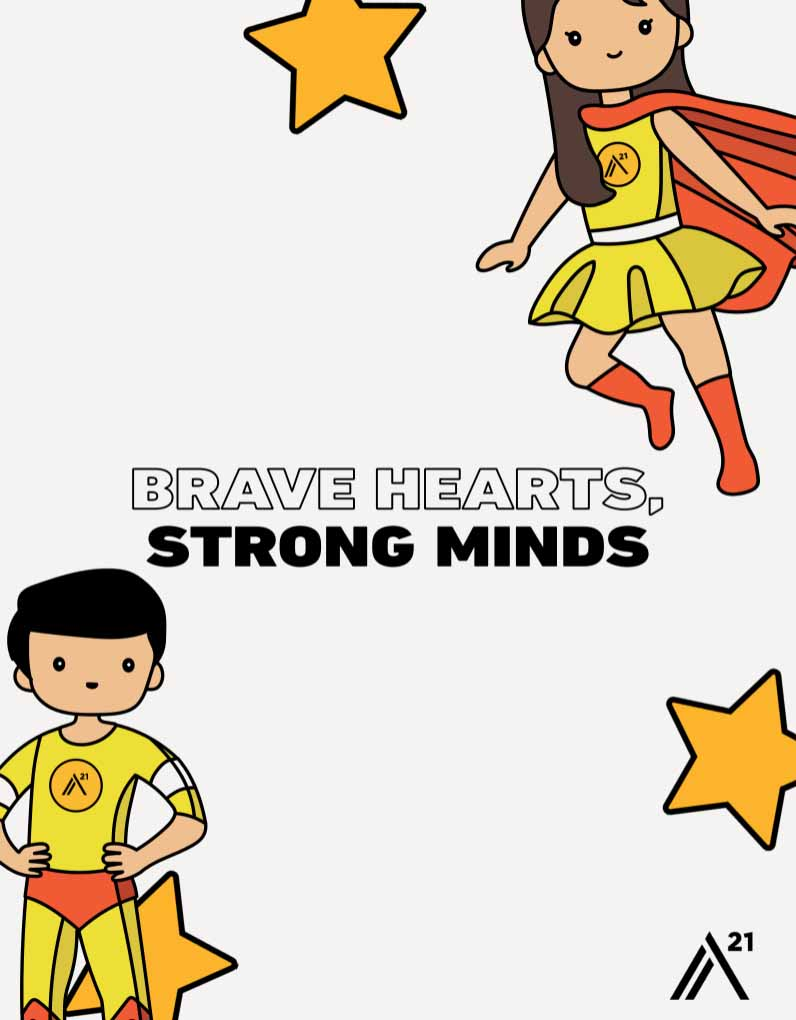 Brave Hearts Strong Minds