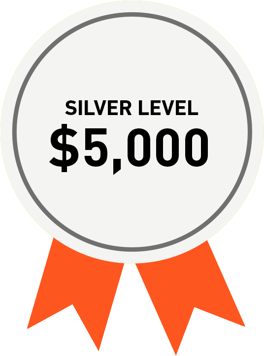Silver Level: $5,000