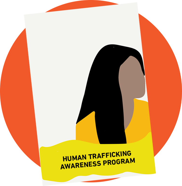 Human Trafficking Awareness Program Icon