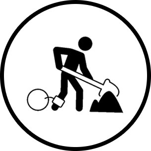Forced Labor Icon