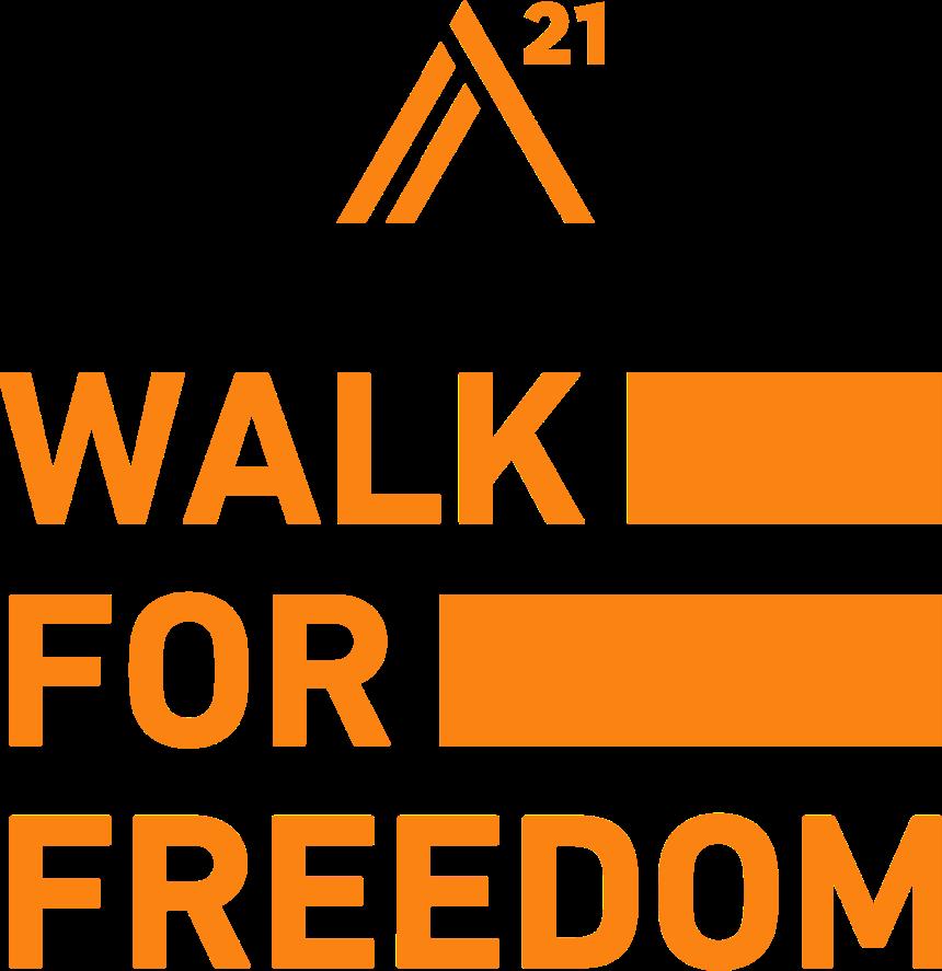 Walk For Freedom Logo