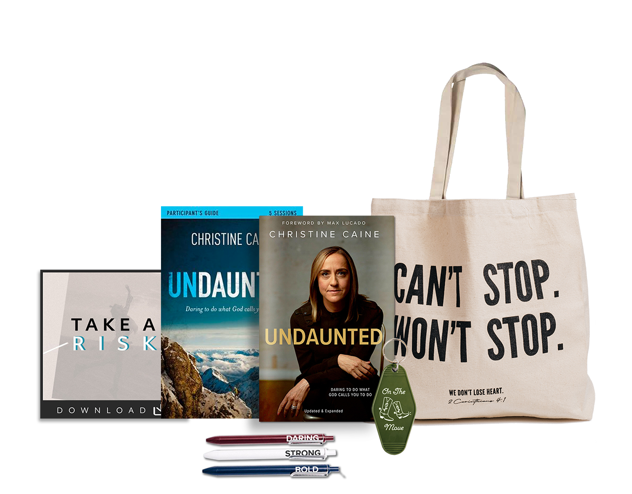 Undaunted Life Collection